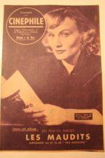 1948 Florence Marly Henri Vidal Marcel Dalio Jo Dest