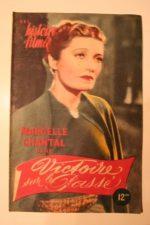 1946 Marcelle Chantal Pierre Renoir Line Noro Prieur