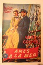 1945 Gary Cooper Frances Dee George Raft Harry Carey