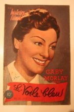 1945 Gaby Morlay Elvire Popesco Andre Alerme Charpin