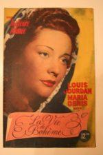 1945 Maria Denis Louis Jourdan Giselle Pascal