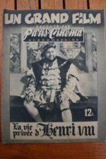 1946 Charles Laughton Robert Donat Merle Oberon