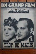 1946 Jean Arthur Fred MacMurray Melvyn Douglas