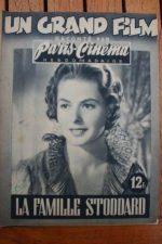 1946 Ingrid Bergman Fay Wray Susan Hayward