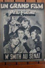 1946 Jean Arthur James Stewart Claude Rains