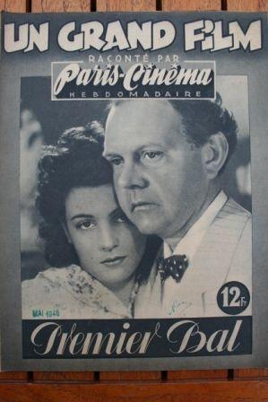 1946 Marie Dea Francois Perier Gaby Sylvia