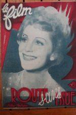 1947 Claude Dauphin Helene Perdriere Rene Blancard