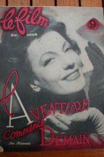 1947 Isa Miranda Andre Luguet Raymond Rouleau