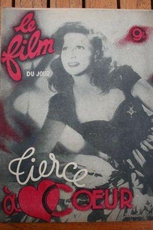 1947 Georges Grey Jacqueline Porel Henri Guisol