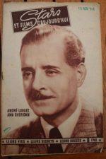 1946 Andre Luguet Ann Sheridan