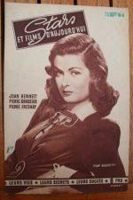1946 Joan Bennett Pierre Brasseur Pierre Fresnay
