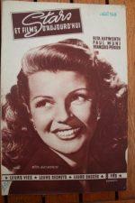 1946 Rita Hayworth Paul Muni Francois Perier