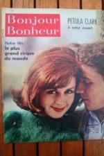 1965 Petula Clark Rita Hayworth Claudia Cardinale
