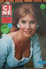 Magazine 66 Susan Hampshire Melina Mercouri George Raft Gisela Hahn Lucille Ball