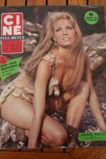 Magazine Raquel Welch Jeanette MacDonald Dean Martin Stella Stevens Marilu Tolo