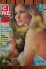 Magazine Ursula Andress Julie Andrews Sophia Loren Phyllis Davis Virginia Mayo