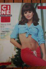 Magazine 1966 Jocelyn Lane Glenn Ford Greer Garson Terence Stamp Dirk Bogarde