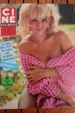 Magazine 1966 Mylene Demongeot Sophia Loren Audrey Hepburn Nancy Sinatra
