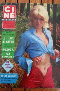 Magazine 1966 Catherine Deneuve Fred MacMurray Audrey Hepburn Stephen Boyd