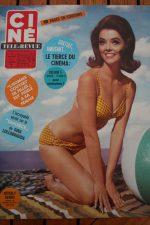 Magazine 66 Anna Karina James Coburn Jean Arthur William Holden Richard Widmark