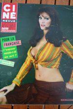 Magazine 1967 Sylvia Sorrente Gordon Scott Yul Brynner Maria Montez Anna Karina