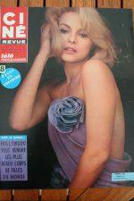 Magazine 67 Virna Lisi Curd Jurgens David Janssen Eleanor Parker Robert Mitchum