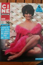Magazine Claudia Cardinale Moulin Rouge Jennifer Jones Anita Hofer Raquel Welch