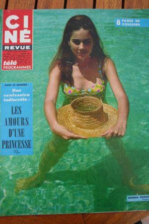 Magazine 1967 Sharon Tate Anna Karina Raquel Welch Danny Kaye Stuart Whitman