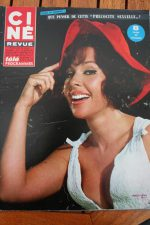 Magazine 1967 Mara Lane Tanya Lopert Brigitte Bardot Chuck Connors Cornel Wilde