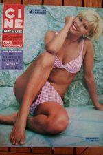 Magazine Bibi Andersson Raoul Lévy Eleanor Parker Michele Mercier Steve McQueen