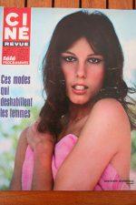 Magazine Stefania Sandrelli Robert Morse France Anglade Rita Moreno Pier Angeli