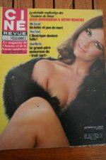 Magazine 1970 Antonella Lualdi Diana Rigg Raymond Burr Mia Farrow Mark Lester