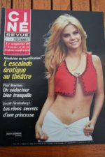 Magazine 1970 Silvia Dionisio Paul Newman Hail, Hero Liliane Burnier De Funes