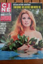 Magazine 1970 Senta Berger Goldie Hawn Bobby Darin Meredith MacRae De Funes