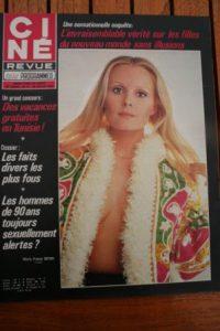Magazine 1970 Marie France Boyer Pierre Brice Anny Nelsen Daniele Gilbert
