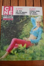 Magazine 1970 Susan Denberg Anna Karina Raffaella Carra Joe Dassin Dolly Read