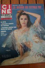 Magazine 1970 Simone Bach Johnny Hallyday Mia Farrow Francy Fair Darry Cowl